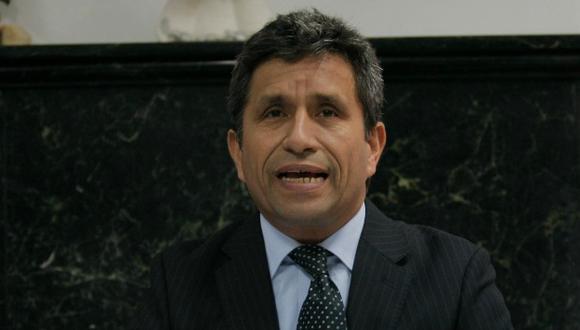 Carlos Rivera Paz: Abogado del Instituto de Defensa Legal. (Mario Zapata)