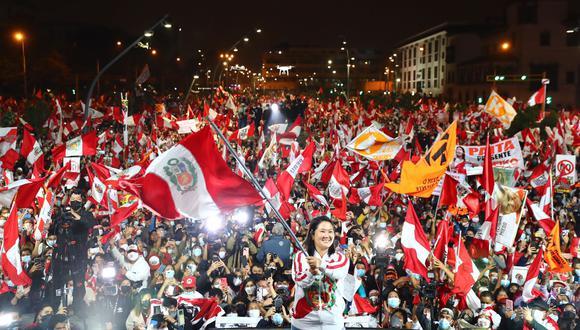 La agrupación Fuerza Popular solicitó anular la resolución que suspende al fiscal Luis Arce como integrante del pleno del JNE.  (GEC)
