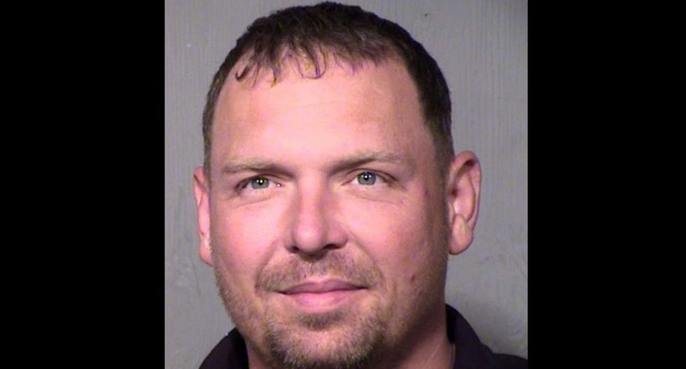 Arizona: Arrestan a un hombre que habría violado brutalmente a su gato. (Maricopa County Sheriff's Office)
