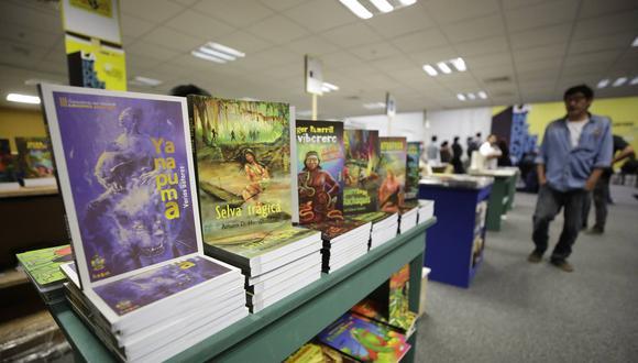 Aquí encontrarás libros de autores de 13 regiones del Perú. (Foto: Facebook La Independiente. Feria de Editoriales Peruanas)