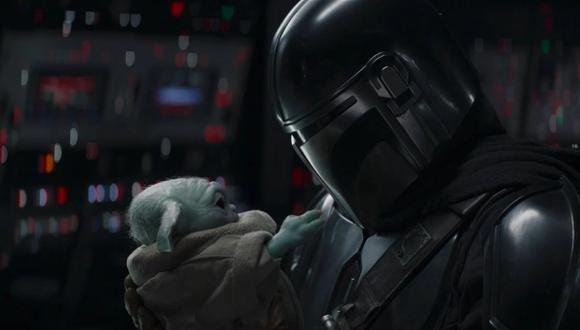 Din Djarin y Grogu se han convertido en el nuevo dúo dinámico del universo Star Wars (Foto: Disney Plus)