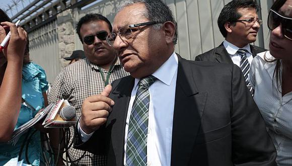 Galindo había anunciado que se venían más embargos a cabecillas terroristas. (USI)
