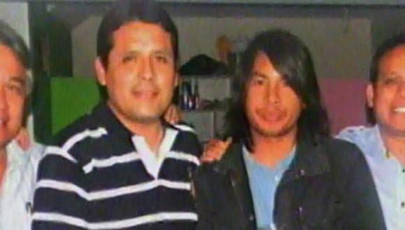Miguel Ángel Ramírez es sindicado como el autor intelectual del asesinato de Luis Choy. (Captura de TV)