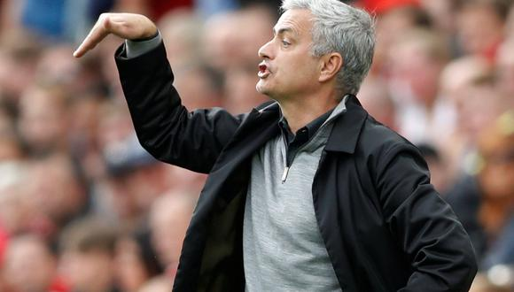 Mourinho no descartó su posible llegada al París Saint-Germain.