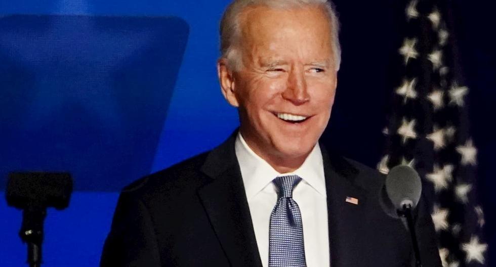 Joe Biden le ganó las elecciones a Donald Trump y será el próximo presidente de Estados Unidos. (Foto: EFE)
