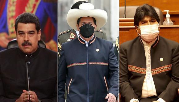 El Perú cuenta con más de 1000 trajes típicos, pero el Presidente usa un atuendo venezolano.