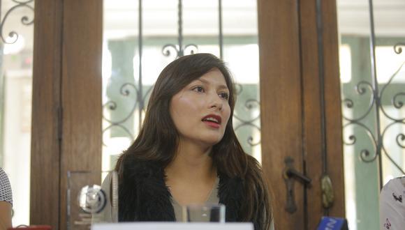 El caso de Arlette Contreras fue uno de los que motivó la primera marcha de Ni una menos en el Perú. (Foto: GEC)