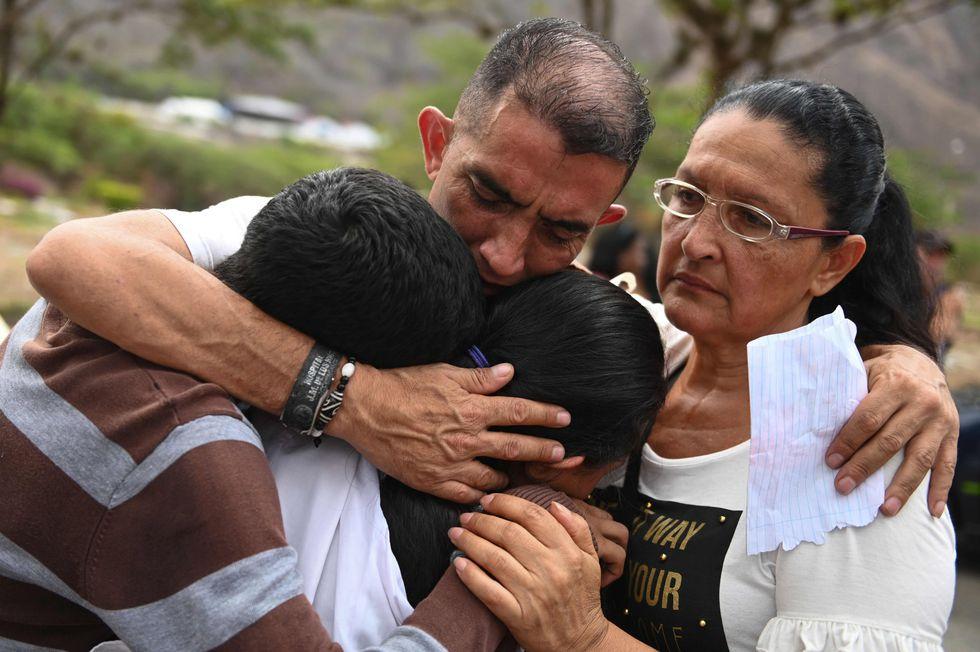 La muerte de estos niños conmocionó a Venezuela. (Foto: AFP)