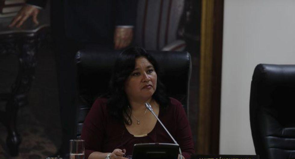 """""""No me extrañaría que ahora todos los congresistas recurran a presentar una acción de amparo"""", dijo Sánchez."""