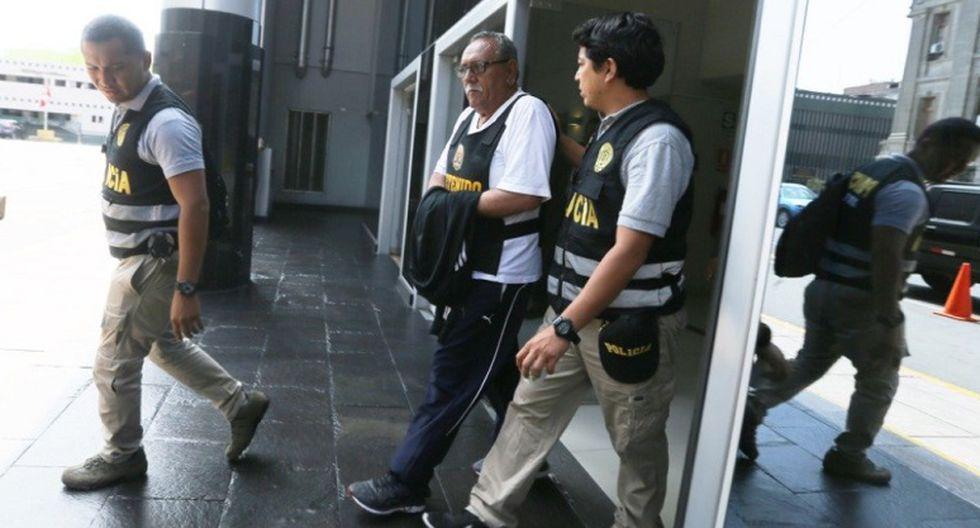 Pablo Enrique Salazar confesó que recibió dinero para campaña de Yehude Simon. (Foto: Poder Judicial)