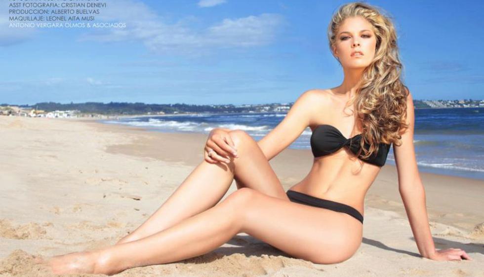La modelo Micaela Orsi renunció a la corona del Miss Uruguay y por lo tanto, representar a su país en el Miss Universo. (Internet)