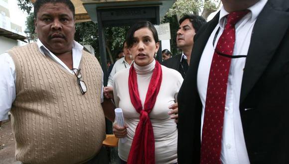 A ÉTICA.Tras criticar al Ejecutivo, la congresista Verónika Mendoza, fue la primera en renunciar. (David Vexelman)