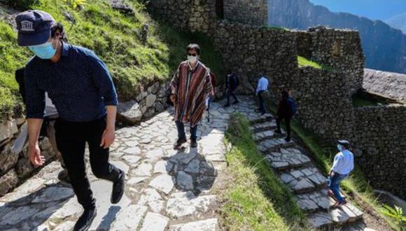 Cusco: En solo cinco días se agotaron entradas gratuitas a Machu Picchu ofrecidas por el Ministerio de Cultura por la reapertura del principal destino turístico del país. (GEC)