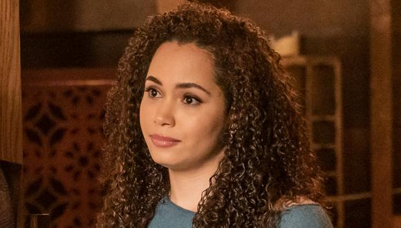 """Madeleine Mantock interpretó a Macy hasta la tercera temporada del reboot de """"Charmed"""" (Foto: The CW)"""