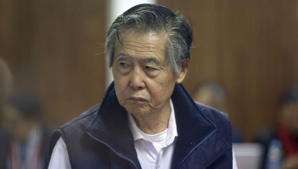 Alberto Fujimori se encuentra recluido en el penal de Barbadillo, donde cumple una condena de 25 años por las matanzas de Barrios Altos y La Cantuta. (Foto : AP)