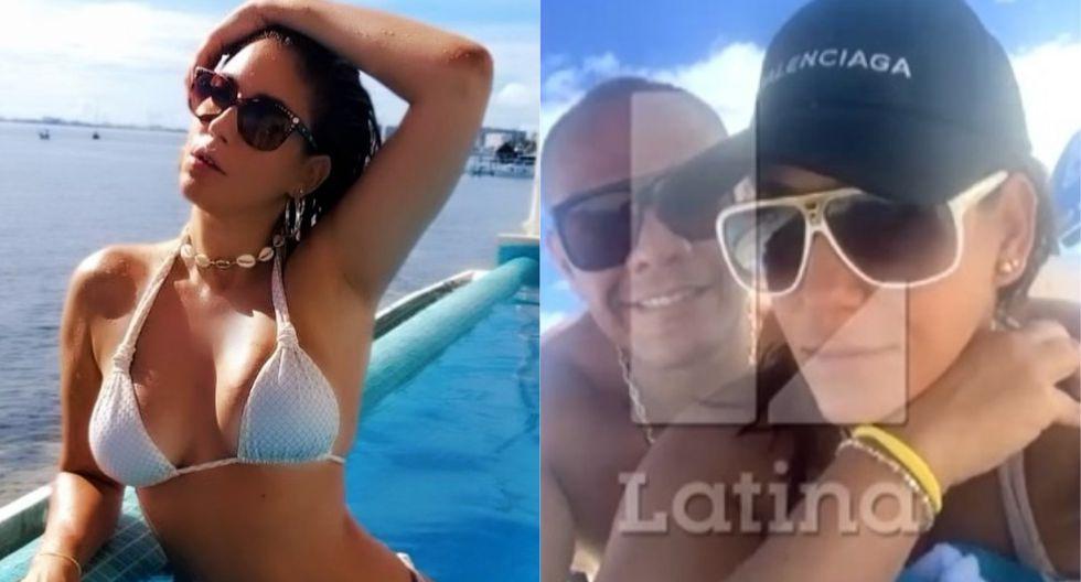 Jackson Mora confirma que está saliendo con Tilsa Lozano. (Foto: @tilsa_lozano / Latina)