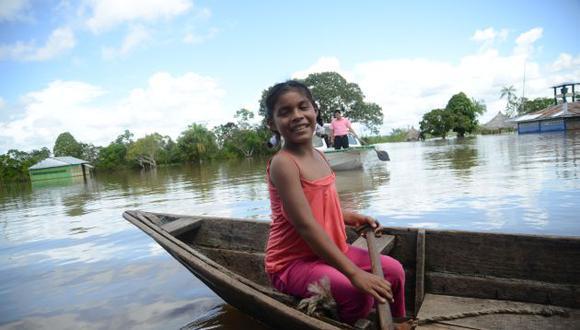 Unicef propone acercar la realidad de la niñez amazónica para promover su igualdad. (Difusión)