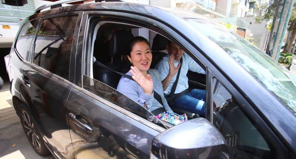 Keiko Fujimori abandonó el penal anexo de mujeres de Chorrillos el pasado 29 de noviembre. (GEC)