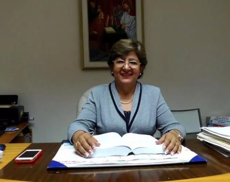 Ruth Monge. (USI)
