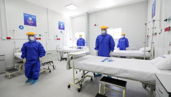 Tacna: Essalud habilitó 100 camas para el tratamiento de pacientes COVID-19 leves y moderados, (Foto: Essalud)
