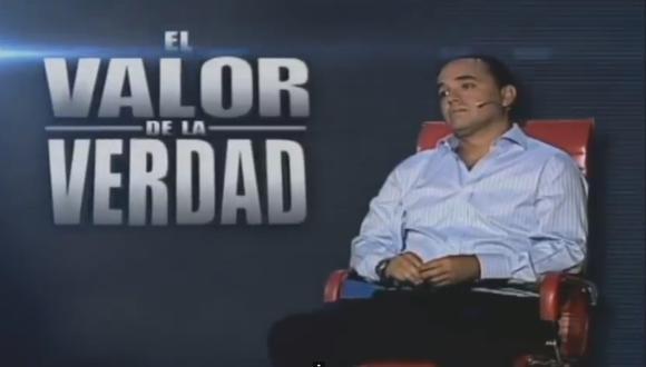 Roberto Martínez contará su verdad. (Captura)