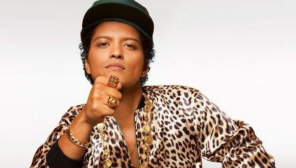 Bruno Mars en Lima: Tribuna Norte ya no cuentan con entradas disponibles. (BrunoMars.com)