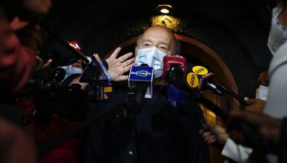 Hernando de Soto, candidato por Avanza País. (Foto: GEC)