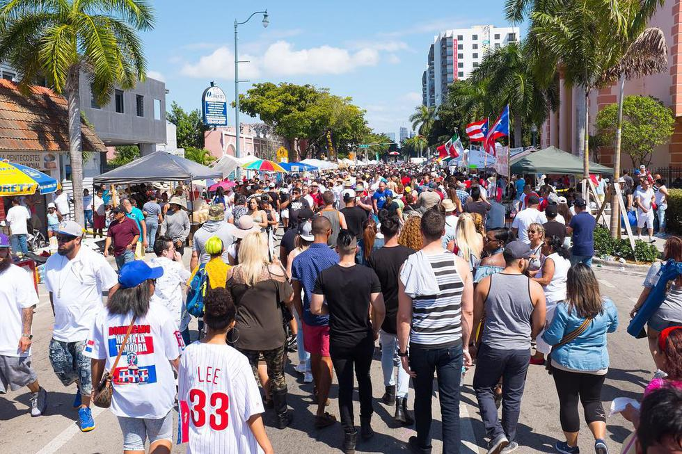 Carnaval Calle 8: Conoce este festival de Miami que reúne lo mejor de la cultura latinoamericana. (Facebook/CarnavalMiami)