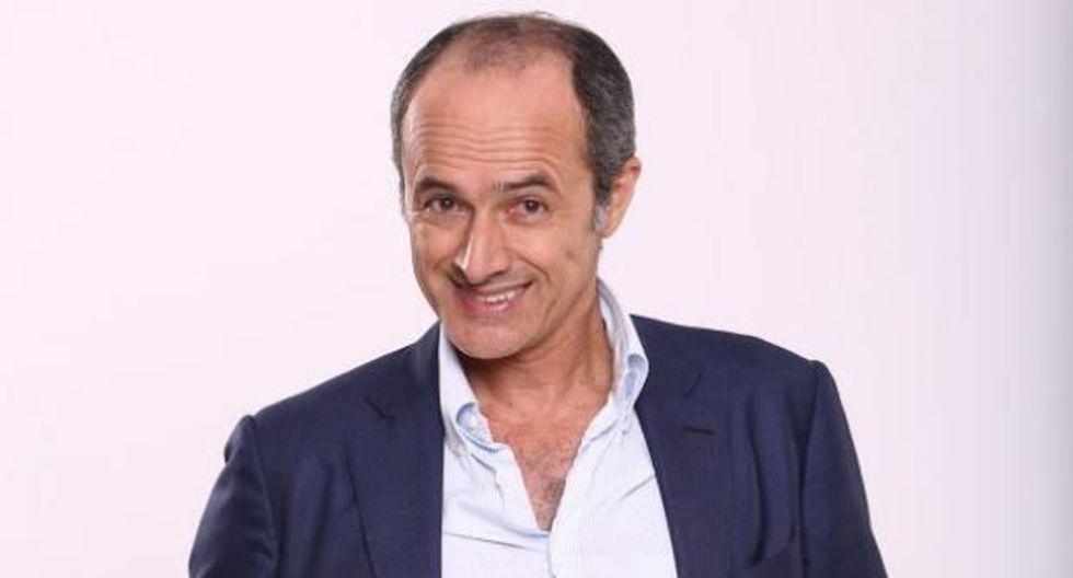 """El popular actor Carlos Alcántara reveló cómo nació la idea de hacer """"Asu Mare"""". (Foto: USI)"""