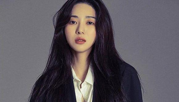La vida de Mina no ha sido nada fácil. De hecho, un año atrás, la estrella de K-Popalegó que fue víctima de acoso durante 10 años, cuando era parte de AOA (Foto: Kwon Min-ah/Instagram)