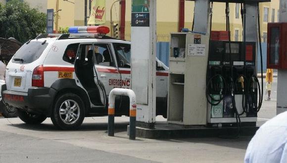 Sentencian a tres oficiales de la Policía Nacional por robo de gasolina en la Dircote. (USI/Referencial)