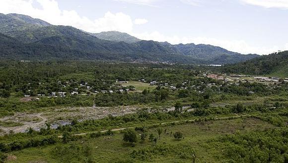Nativos huyeron a la selva por miedo a la presencia militar. (Perú21)