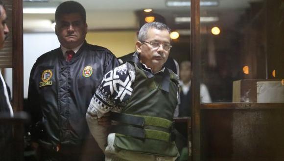 Rodolfo Orellana cuidó sus espaldas en las investigaciones que tenía en el Ministerio Público. (USI)