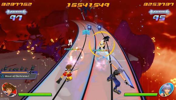 Kingdom Hearts: Melody of Memory saldrá a la venta en noviembre.
