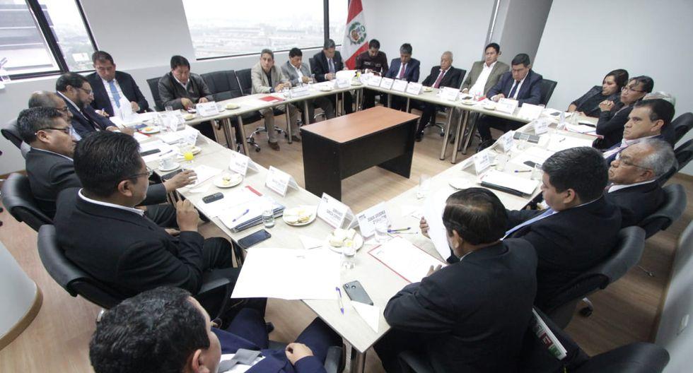 La ANR se pronunció luego de archivarse el proyecto para adelantar las elecciones al 2020. (Foto: GEC)