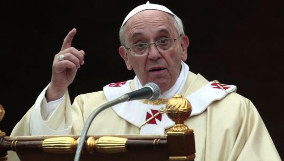 Papa Francisco. (Reuters)