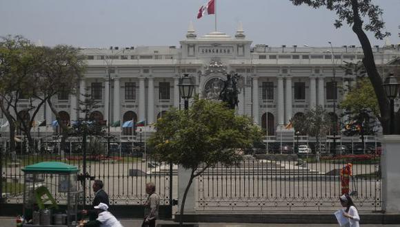 El Poder Legislativo tendrá que revisar las 112 leyes que ha formulado el Poder Ejecutivo. (Atoq Ramón/Perú21)
