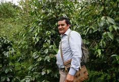 """Idelso Fernández, caficultor: """"El café peruano nos llena de orgullo y cambia vidas"""""""
