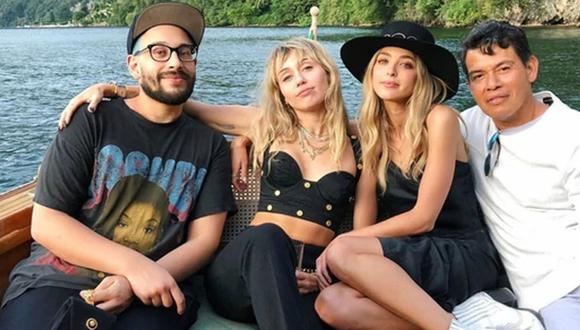 Miley Cyrus y Liam Hemsworth: ¿quién es Kaitlynn Carter? Conoce a la nueva amiga de la cantante (Foto: Instagram)