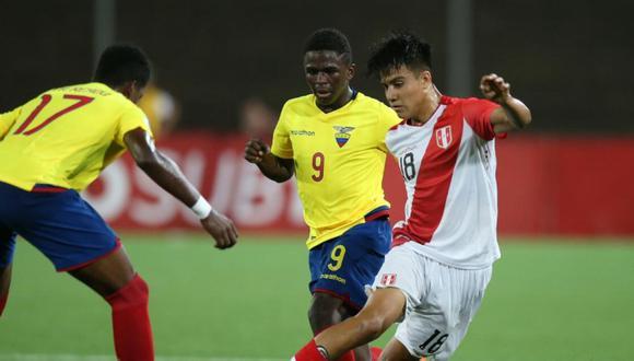 Las chances de la selección peruana para ir al Mundial Sub 17 están intactas. (Foto: Fernando Sangama - GEC)
