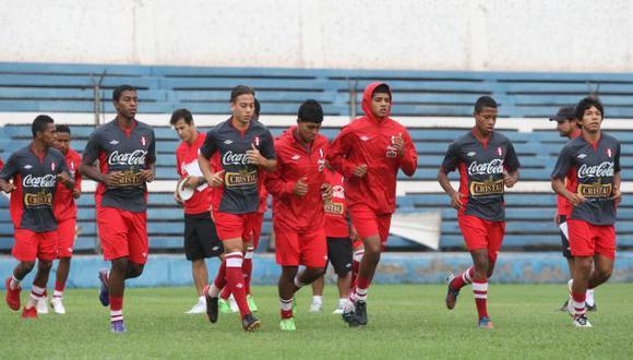 Perú necesita sumar hoy. (Leonardo Fernández/USI)