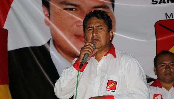 Vladimir Cerrón presentó un hábeas corpus ante el TC para anular sentencia en su contra. (Foto: Facebook)