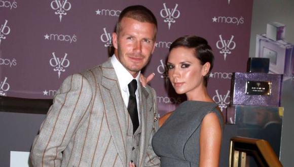 David y Victoria Beckham se dieron el sí por segunda vez en una boda sencilla y discreta. (Difusión)