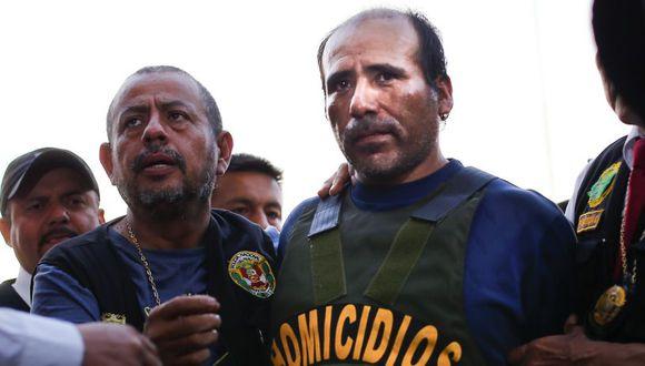 César Alva Mendoza enfrenta un juicio por el secuestro, violación y asesinato de Jimena, ocurrido en febrero pasado, en San Juan de Lurigancho. (El Comercio)