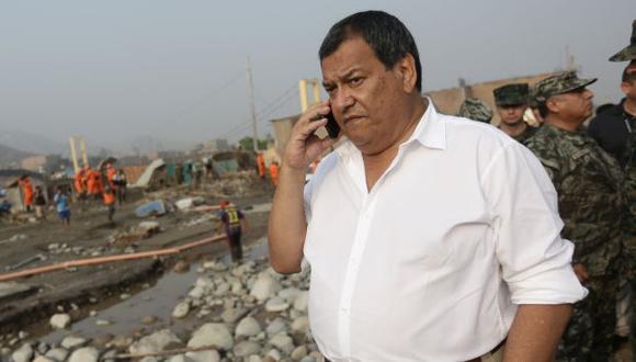 Jorge Nieto afirma que es víctima de reglaje (Antonhy Niño de Guzmán)