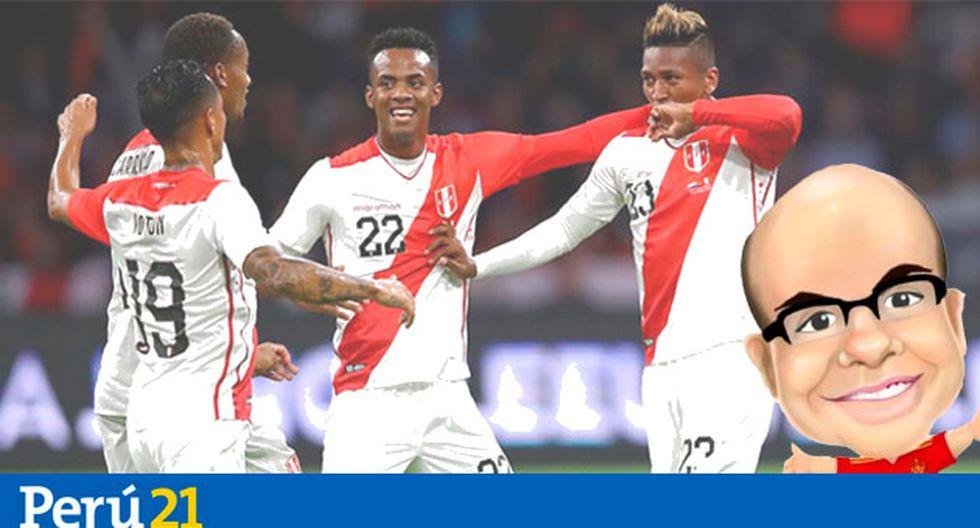 Perú vs. Alemania ha bajado varios puesto en el ranking FIFA (Foto: Getty)