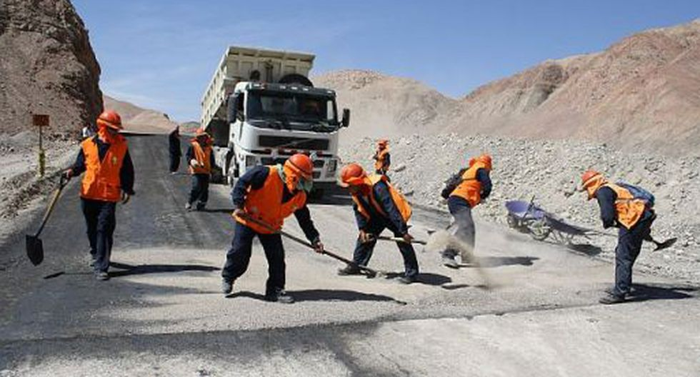 Nueva vía alterna Chiguata - Santa Lucía unirá en menos tiempo regiones de Arequipa y Puno (Foto: Archivo)