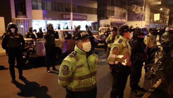 Estado de emergencia continuará hasta el 30 de setiembre. (Foto: GEC)