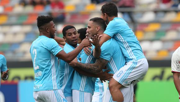 Sporting Cristal ganó el Torneo de Verano y el Clausura y por eso ya clasificó a la Copa Libertadores 2019. (Foto: USI)