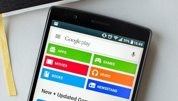 CheckPoint informó que Google eliminó de su Play Store algunas de estas aplicaciones maliciosas, horas después de ser notificados sobre el problema. (Internet)